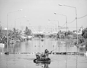 Некогда цветущий Бангкок рискует повторить судьбу Нового Орлеана