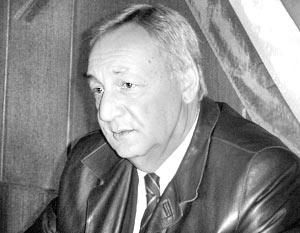Президента Абхазии Сергей Багапш