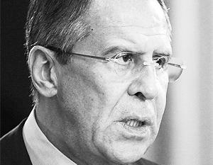 По признанию Лаврова, если кто и решит проблему ЕвроПРО, то лишь Обама с Медведевым