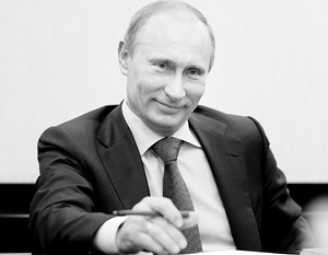 Путин стал вторым человеком в мире по своему могуществу