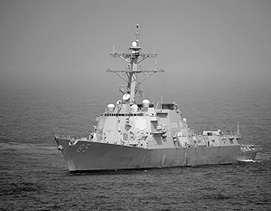 США намерены окружить Россию со всех морей