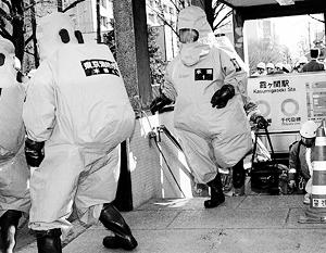 Газовая атака в метро стала шоком для японского общества