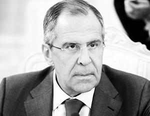 Сергей Лавров призвал «расконсервировать» ситуацию в Приднестровье, а ее бессменного лидера – уступить место другим