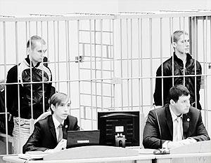 Дело Дмитрия Коновалова и Владислава Ковалева слушалось в суде два с половиной месяца