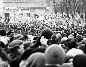 Акция на Болотной площади прошла практически без эксцессов