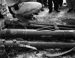 Большинство ПЗРК с ливийских складов составляют советские комплексы «Стрела-2»