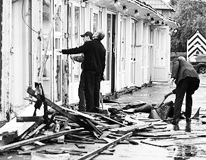 Снос построек Черкизовского рынка занял две недели, на уничтожение опасных товаров потребовалось два года