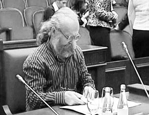 Москвич Алексей Остаев доказал, что отцы должны быть приравнены в правах к матерям