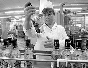 Российские власти нашли способ сократить число отравлений некачественной алкогольной продукцией