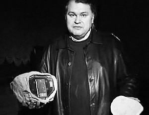 Аркадий Мамонтов нашел «шпионский камень» и обнародовал данные, подтвердившиеся через шесть лет