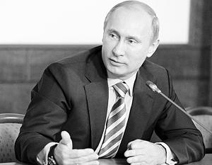 Путин рассказал о «великой миссии русских»