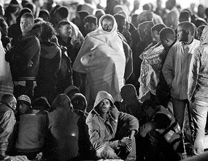 Северная Африка и Украина становятся главными поставщиками беженцев в страны Старой Европы