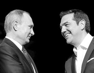 Якобы хорошие отношения между Россией и Грецией существовали только на словах, отмечают эксперты