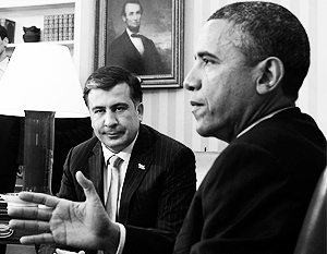 Саакашвили утверждает, что переговоры с Обамой превзошли все его ожидания
