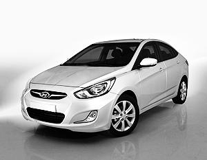 70% январских продаж Hyundai в России приходится на Solaris