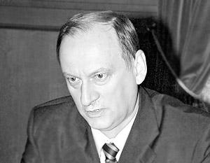 Директор ФСБ Николай Патрушев
