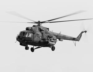 Российский вертолет Ми-17, который сейчас считается самым востребованным на внешнем рынке