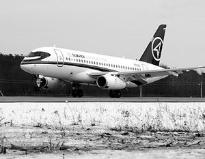 Россия увеличит долю гражданской авиатехники в общем объеме производства