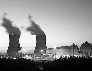 Атомная электростанция Vogtle в штате Джорджия
