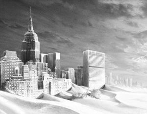 По словам Хабибулло Абдусаматова, стабильно температура начнет понижаться с 2014 года