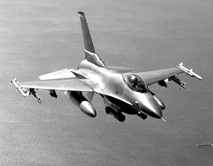 Истребитель F-16