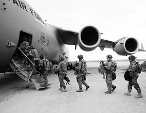 «Манас» может оказаться плацдармом для нападения США на Иран, опасаются в Москве