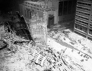 Пепел терактов 9/11 до сих пор становится причиной скандалов в США