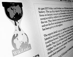 WikiLeaks утверждает, что Россия сдала Израилю Иран