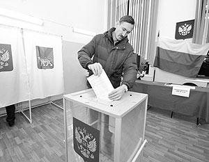 Наблюдатели не оспаривают итоги выборов в России