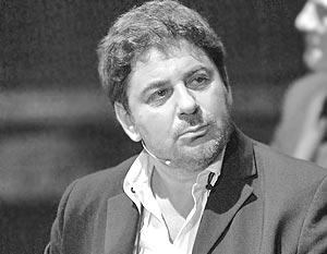 Один из ведущих «Двух звезд» Александр Цекало