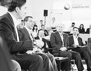 «Открытое правительство» призвало Дмитрия Медведева включить кадровые лифты в «узкое правительство»