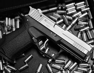 Травматический пистолет оказался эффективнее двух пневматических в данном конфликте