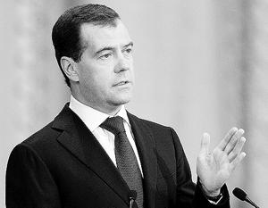 Медведев уверен, что никто в мире не пожелает испытать военную мощь России