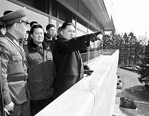 В Сеуле утверждают, что Ким велел расстрелять неугодного генерала из миномета