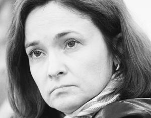Министр экономического развития Эльвира Набиуллина задумалась над сокращением дефицита рабочей силы