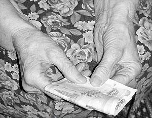 К 2014 году пенсия увеличится на 30%