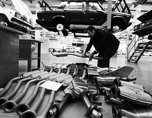 Американские производители автокомпонентов усилят свои позиции на авторынке России