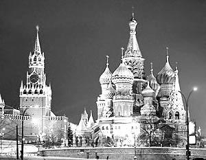 Россию в проекте представляет собор Василия Блаженного