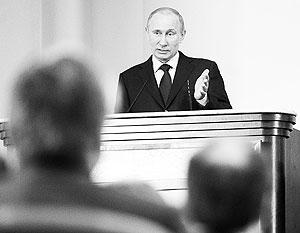 Владимир Путин пообещал министру финансов больше не помогать деньгами напрямую отдельным регионам