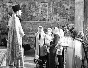 Служители церкви полагают, что десятина пока не своевременна