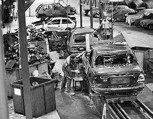 Минпромторг разработал ставки утилизационных сборов