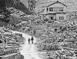 Землетрясение 2011 года в Японии стало одним из мощнейших за последние годы