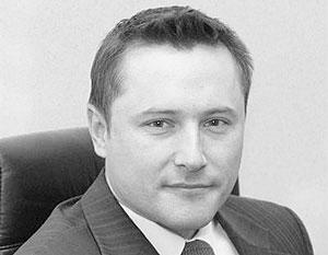 Генеральный директор ОАО «НПО «Ижмаш» Максим Кузюк