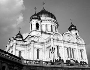 Весь комплекс зданий храма Христа Спасителя и прилегающий к нему земельный участок находятся в собственности города Москвы