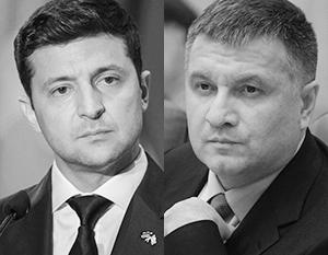 Для неопытного президента Зеленского силовик Аваков превратился в гаранта безопасности