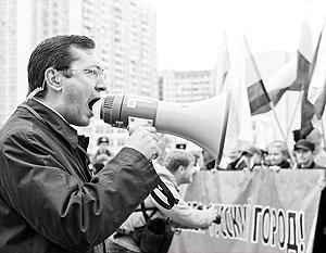 Александр Белов-Поткин готовится поднять свою репутацию за счет маленькой победоносной «войны»