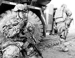 Москва недовольна тем, как солдаты НАТО борются с афганским наркобизнесом