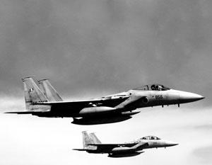 Саудовская Аравия приобрела у США 84 истребителя F-15, не пожалев на это десятки миллиардов долларов