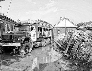 Вокруг трагедии в Крымске множатся слухи