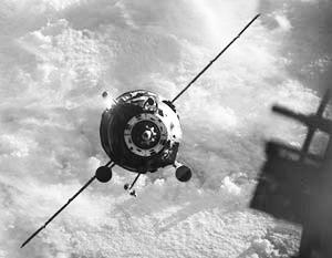 По плану в составе орбитального комплекса «Прогресс М-15М» пробудет до 30 июля